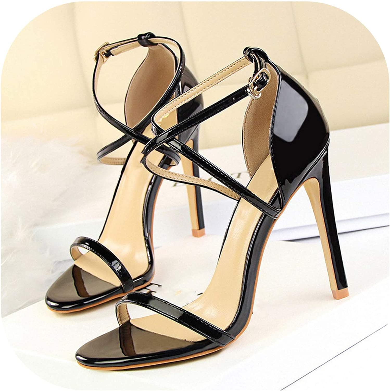Women Sandals High Heels Women shoes Sexy Pumps Women Wedding shoes