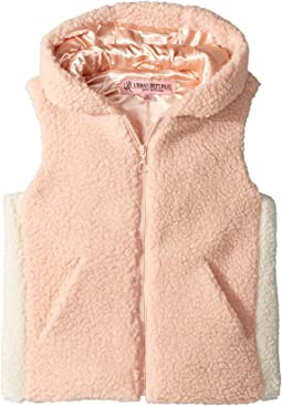 Sara Sherpa Vest (Little Kids/Big Kids)