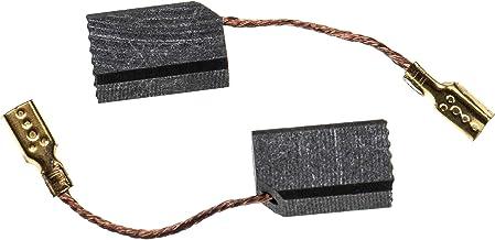 vhbw 2 x koolborstel motorkolen slijpkolen 15 x 8 x 6,3 mm vervanging voor Black & Decker KS810 voor elektrisch gereedschap