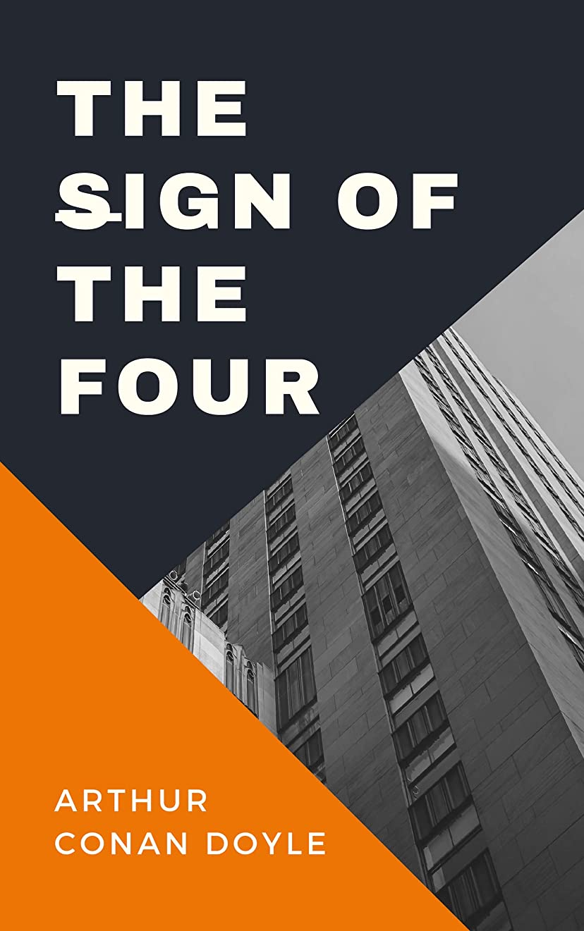 The Sign of the Four (English Edition)