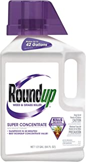 Roundup Weed & Grass Killer Super Concentrate 0.5 gal.
