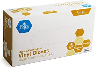 Best powder free vinyl exam gloves Reviews