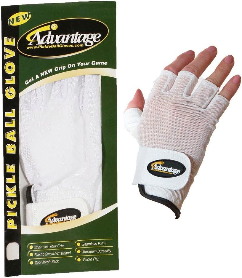 OFFer Advantage Pickleball Unisex Glove Half Seasonal Wrap Introduction Right Hand - Finger L
