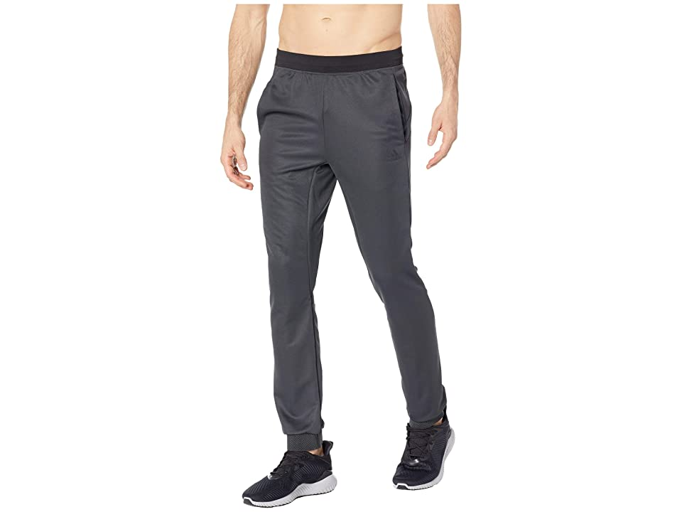adidas Athlete ID 3-Stripes Training Pants (Carbon) Men