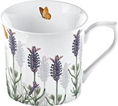 "Creative Tops Royal Botanic Gardens Kew ""lavender"" Fine China Mug By, 230ml (8"