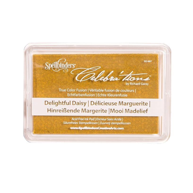 Spellbinders Celebrations Delightful Daisy Stamping/Craft Ink Pad,