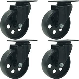 Dual Locking Wheels Replacement for Industrial Trailer Home