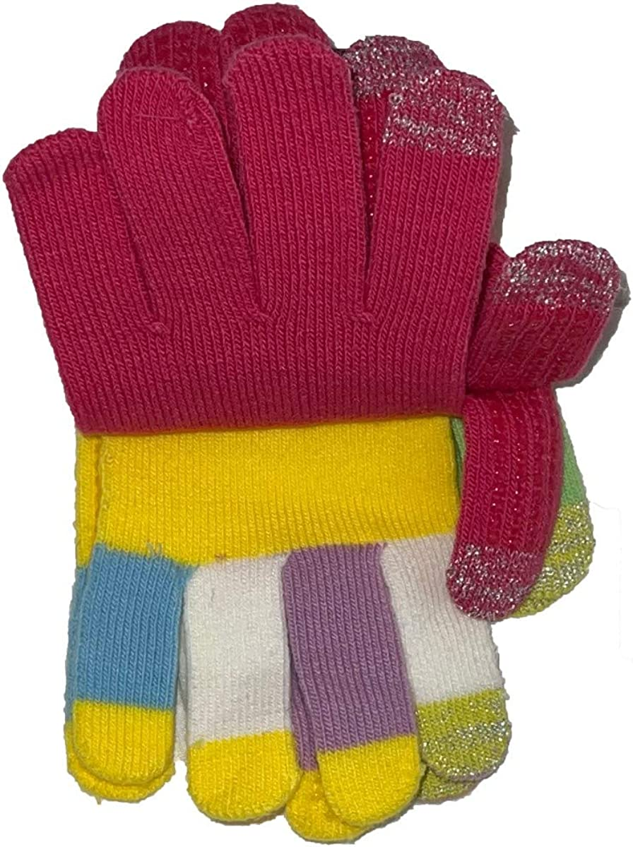 Highwaypay Touchscreen Texting Gloves Outdoor Men's/Women's warm Knit Winter Gloves 4339-TOUCH