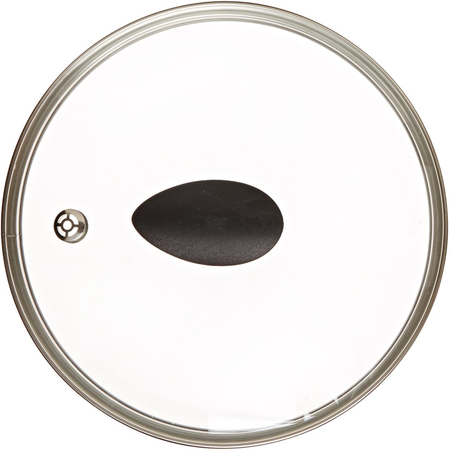 """12"""" Earth Frying Pan Lid in Tempered Glass, by Ozeri"""
