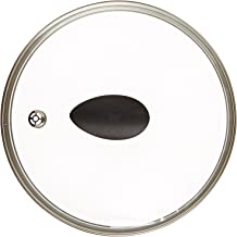 """10"""" Earth Frying Pan Lid in Tempered Glass, by Ozeri"""