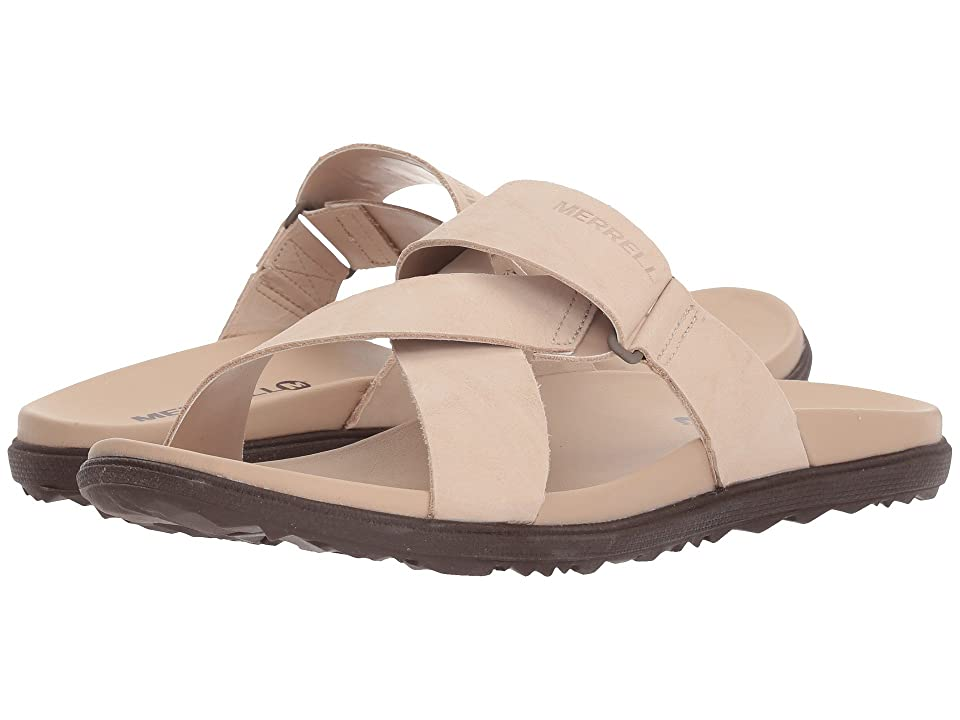 Merrell Around Town Sunvue Slide (Natural Tan) Women