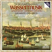 Telemann Water Music 3 Concertos