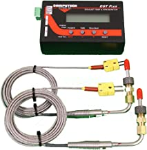 Computech 4100-2 Exhaust Gas Temperature Plus Weld-In Style with Dual Probe