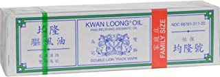 Tiger Balm Liniments, Oils and Rubs Kwan Loong Oil 2 oz. (Pack of 5) by PRINCE OF PEACE