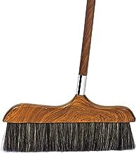 Dustpan and Soft Brush Set Wooden Long Rod Bristle Broom Household Soft Hair Broom Soft Bristles Do Not Hurt The Floor Hou...
