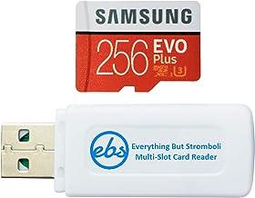 Samsung EVO+ Plus - Tarjeta de memoria MicroSD para...