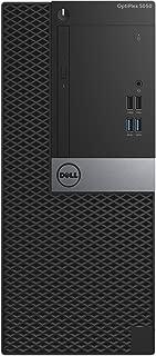 Dell Optiplex 5050 Tower Desktop - 7th Gen Intel Core i7-7700 Quad-Core Processor up to 4.2 GHz, 16GB DDR4 Memory, 512GB SSD + 1TB SATA Hard Drive, Intel HD Graphics 630, DVD Burner, Windows 10 Pro