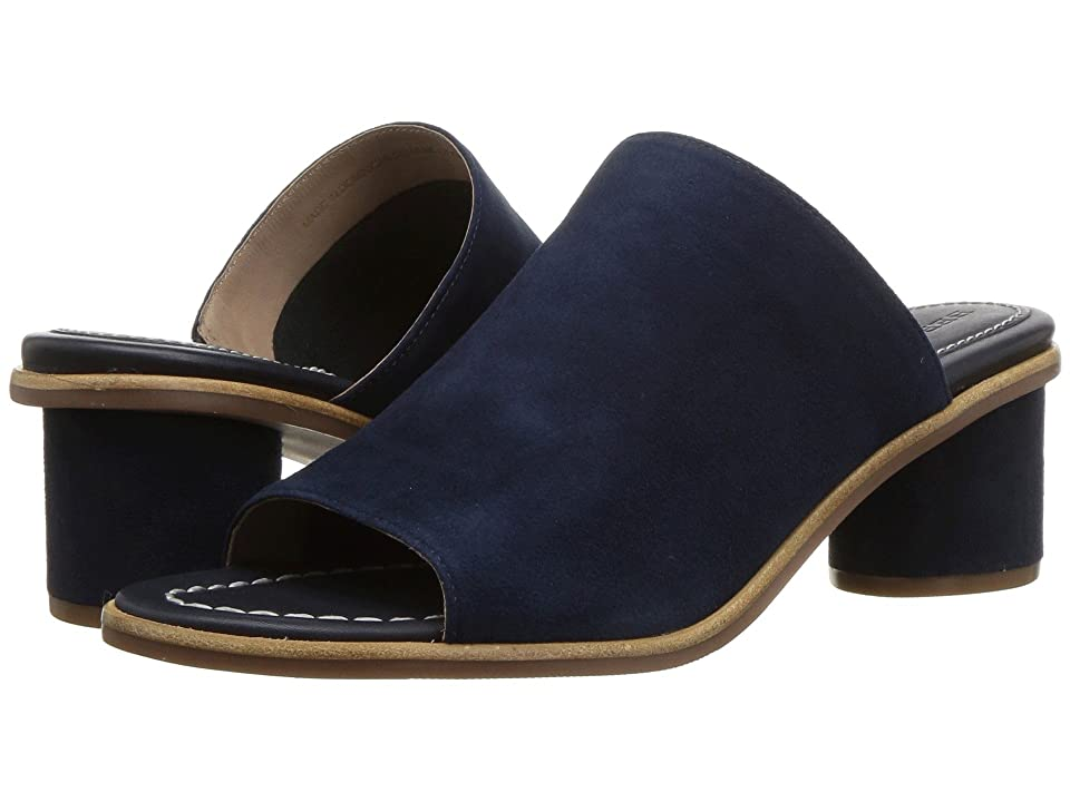 Bernardo Laurel (Navy Kid Suede) Women