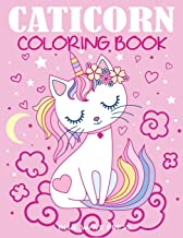 Caticorn Coloring Book