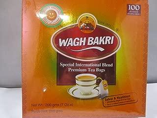 3 PACKS: Wagh Bakri Premium Tea Bags