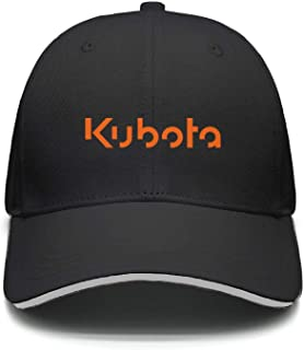 Fashion Cap Adjustable Kubota Logo o Classic Trucker Hat