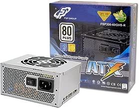 FSP 300W Mini ITX Solution / SFX 12V / Micro ATX 80 Plus Certification Power Supply (FSP300-60GHS)