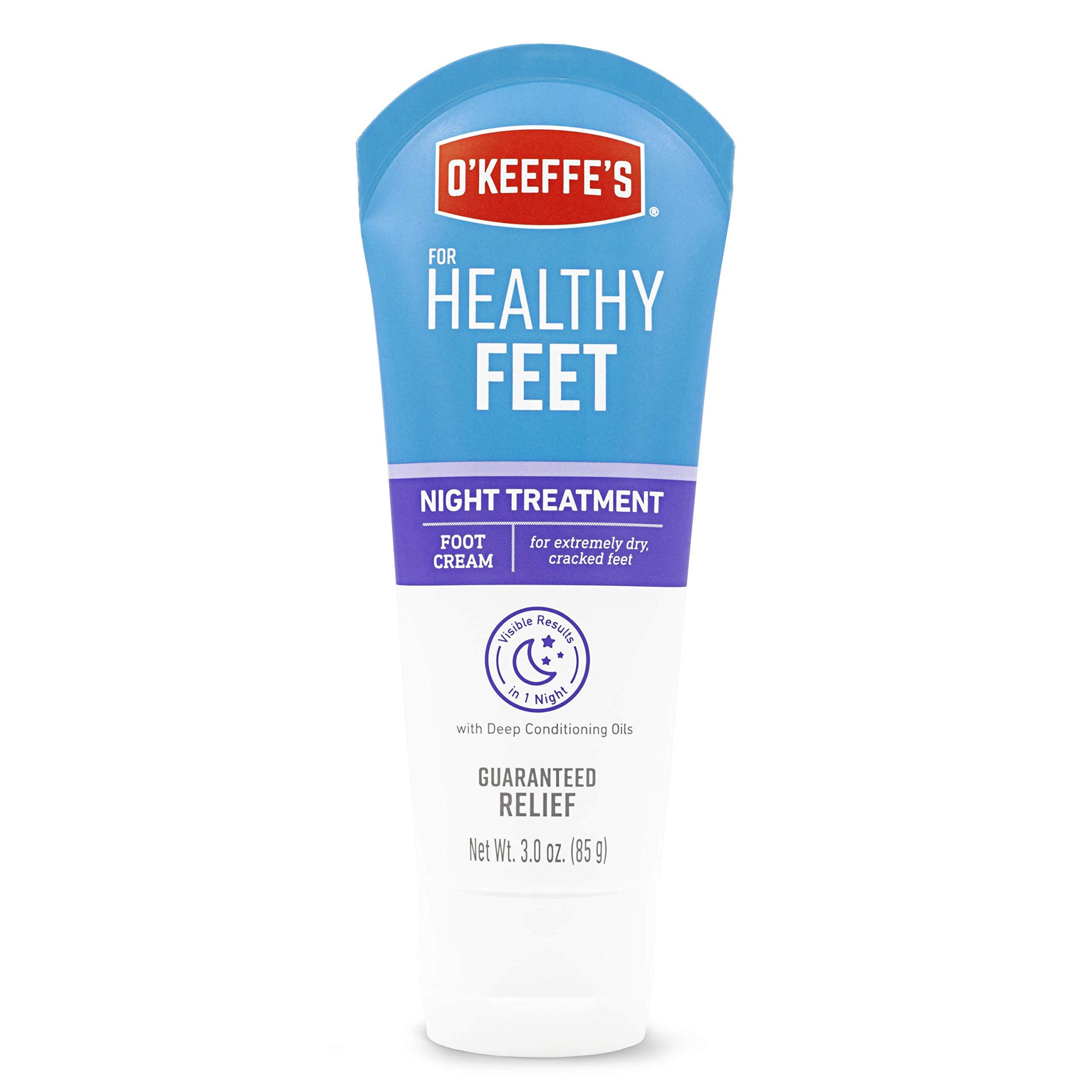 OKeeffes Healthy Feet Night Treatment