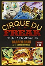 Cirque Du Freak: The Manga, Vol. 10: The Lake of Souls