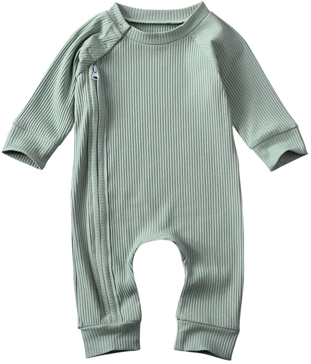 Purchase Baby Girl Boy Romper Bodysuit Solid Jumpsuits Piece Sl Plain One Tucson Mall