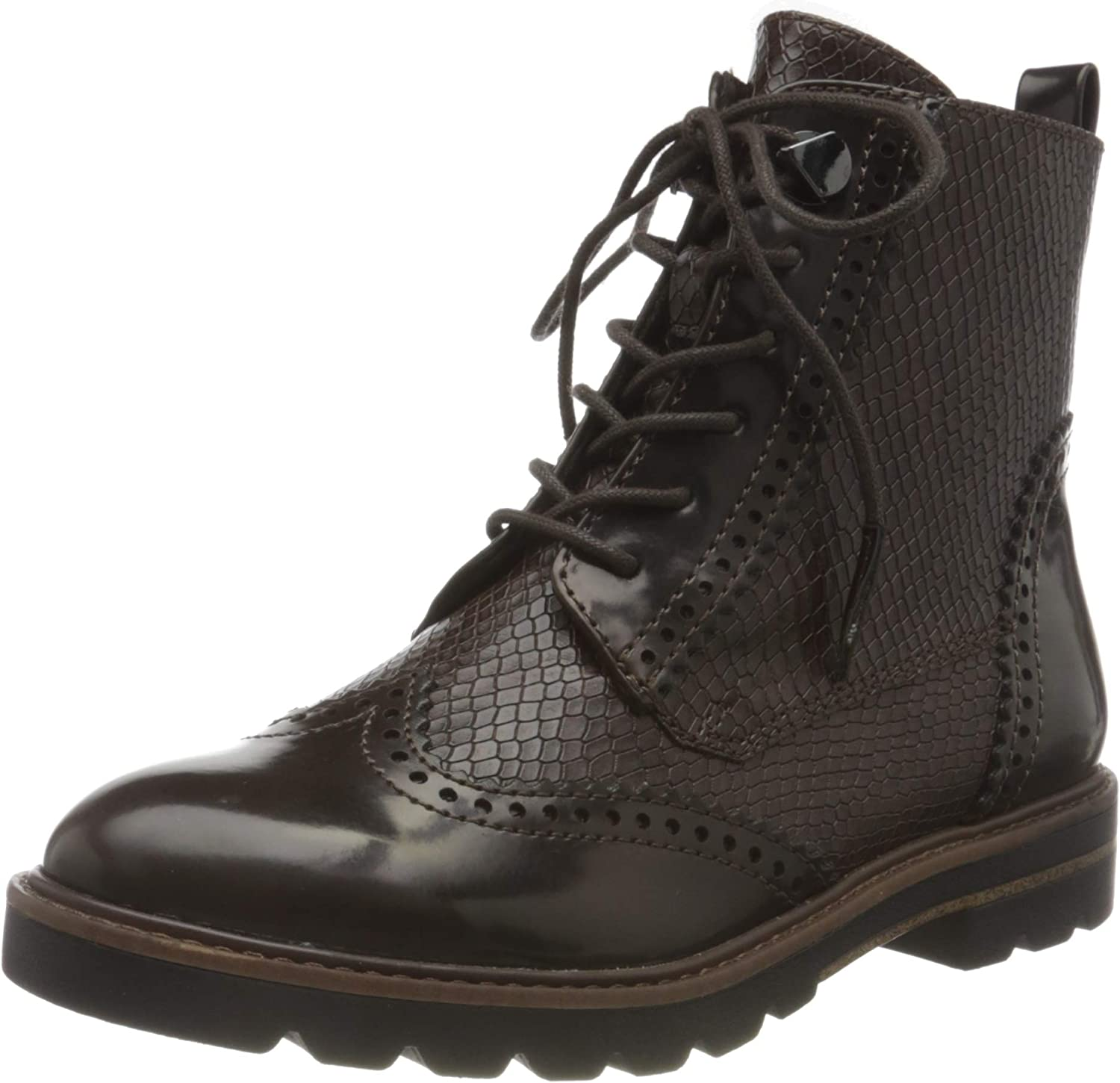 MARCO TOZZI San Antonio Mall Women's 2-2-25213-25 Schnürboot Mocca Co Ankle Sales results No. 1 Boot