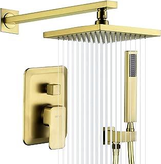 Best shower panel gold Reviews