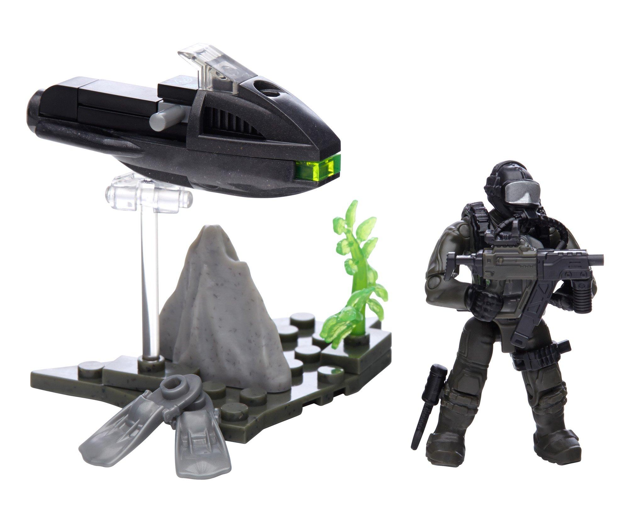 Mega Bloks Call of Duty Seal Specialist Building Kit