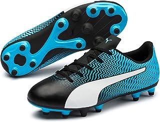 Puma Unisex-Child Rapido Ii Fg Jr Football Shoe