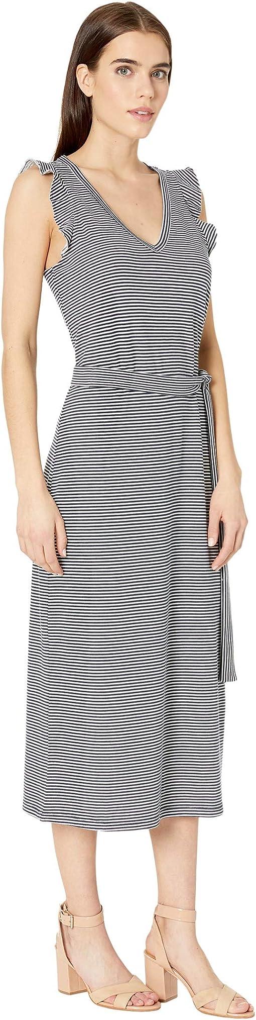 Navy/White Stripe