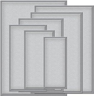Spellbinders S6-002 Nestabilities Matting Basics B Die Templates, 5 by 7-Inch