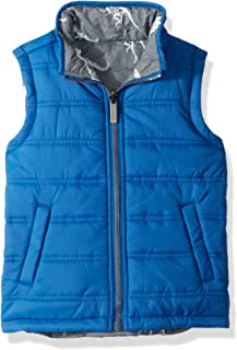 Hatley Boys` Reversible Vests
