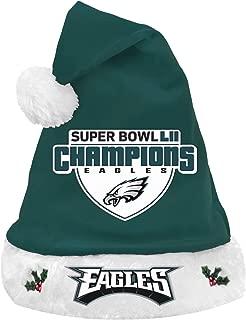 Forever Philadelphia Eagles Super Bowl LII Champions Santa Hat