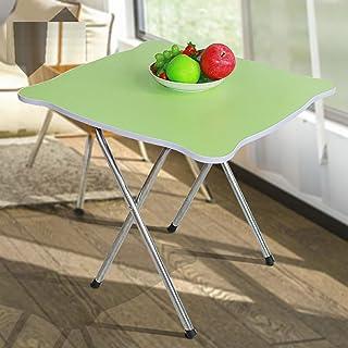 GAOJIAN Table Pliante Table à Manger Ménage Tablette Portable Table de Salle à Manger à l'extérieur, c