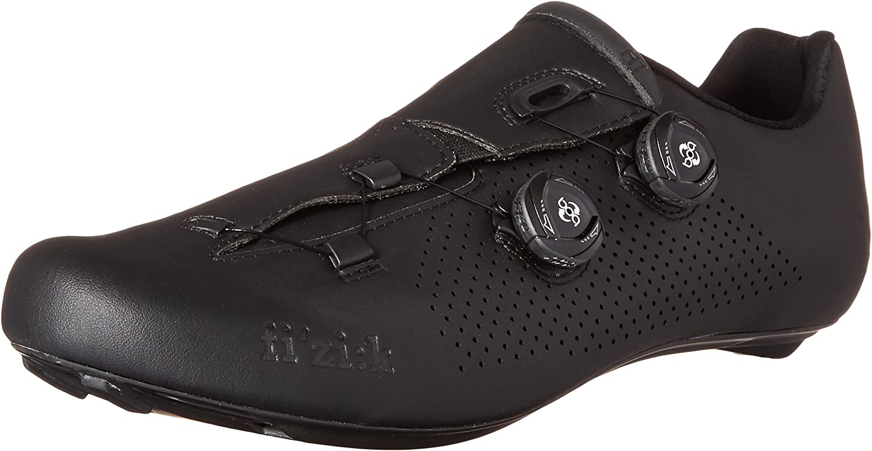 Fizik R1B Rennradschuhe Herren schwarz schwarz 2017 Spinning-Schuhe MTB-Shhuhe