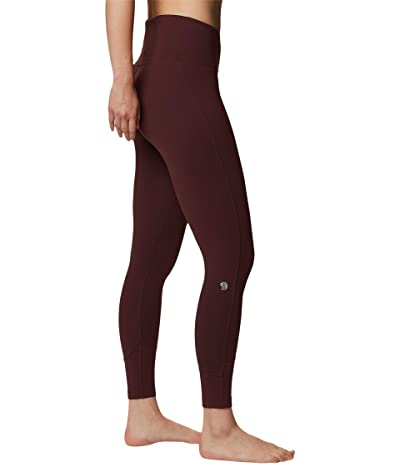 Mountain Hardwear All Day Favoritetm Tights (Washed Raisin) Women