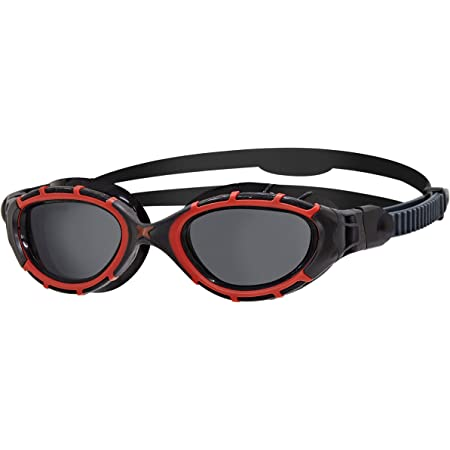 Zoggs Predator Flex Swimming Goggles, Adult Swim Goggles, Indoor and Open Water Goggles