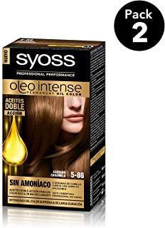 SYOSS - Oleo Intense Coloración Permanente Sin Amoníaco