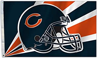 RongJ- store NFL 3-Foot by 5-Foot Banner Champion Flag (Chicago Bears)