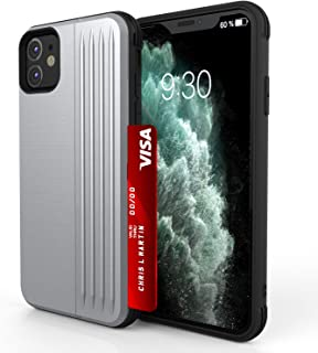 iPhone 11 Case | Phone Wallet Case with Card Holder Slot | Kick Stand | Military Grade | 10ft. Drop Tested Shockproof Case...