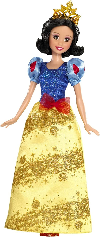 Disney Princess Sparkling Princess Snow White Doll  2012