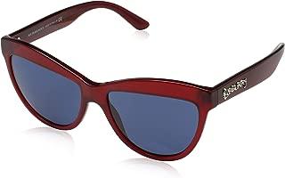 Burberry Cat Eye Sunglasses For Women, Blue - BE4267 34958056