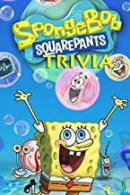SpongeBob SquarePants Trivia: Trivia Quiz Game Book