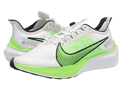 Nike Zoom Gravity (Platinum Tint/Electric Green/Black/White) Men