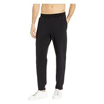 ASICS Tiger Logo Sweatpants (Performance Black) Men