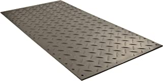 Checkers Industrial Safety Products AM48 1 ea. Alturna Mat, High Density Polyethylene, 4' x 8' x 1/2